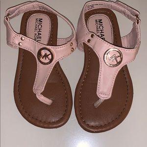 Toddler Girl Michael Kors Sandals